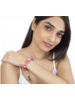 Deepa Gurnani Alessia Drawstring Beaded Bracelet