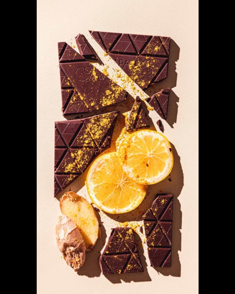 Compartes Chocolate Detox Vegan Organic Chocolate Bar