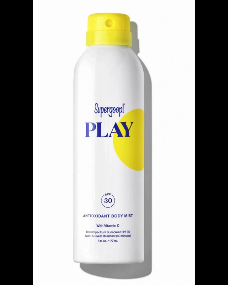 SPF50 Antioxidant Body Mist