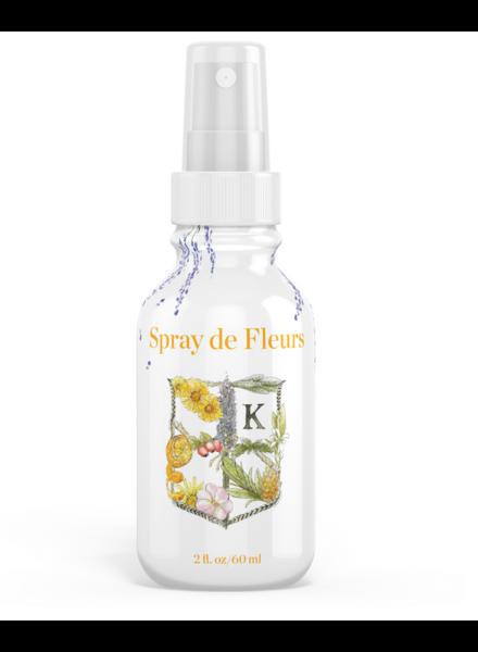 Kindred Skincare Co. Spray de Fleurs