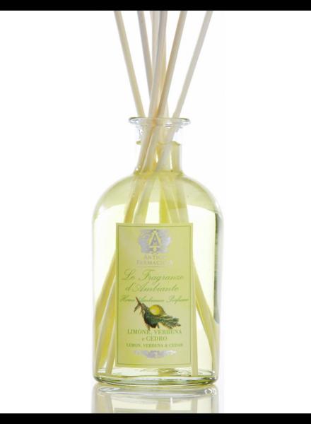 Antica Farmacista Lemon Verbena Cedar Diffuser 250ml