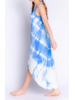 PJ Salvage Sail Away Tie Dye Dress