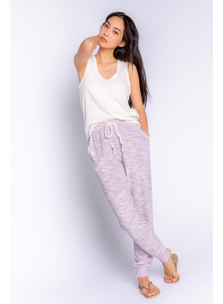PJ Salvage Spaced Out Banded Pant