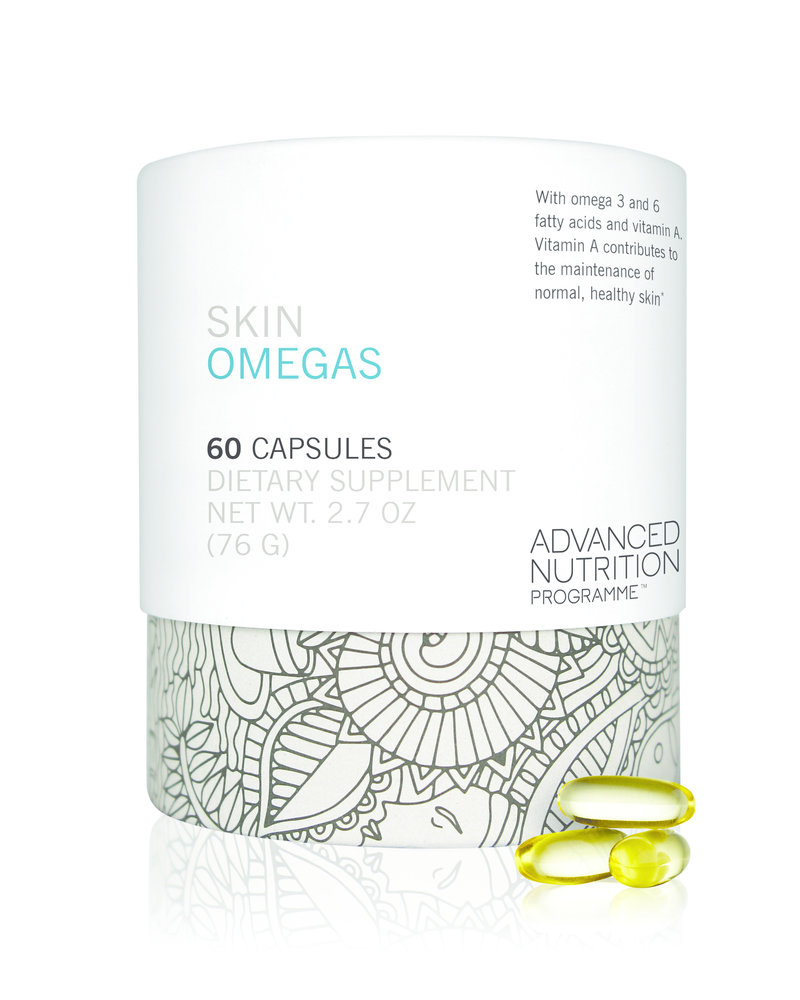 Jane Iredale Skin Omegas 60 Capsules