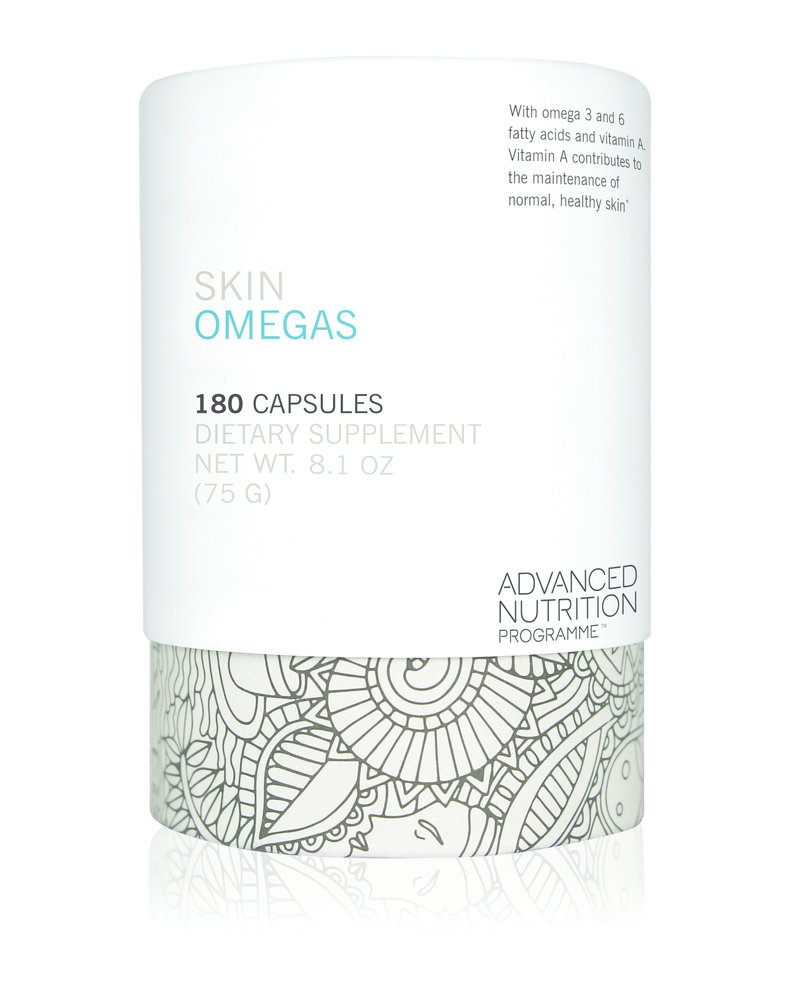Jane Iredale Skin Omegas 180 Capsules