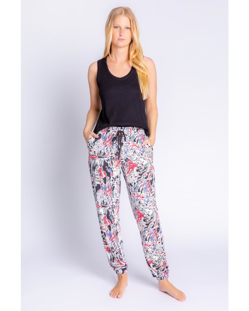 PJ Salvage When You Know Banded Pant