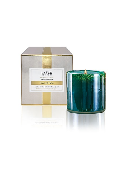 LAFCO Frosted Pine Mini Candle