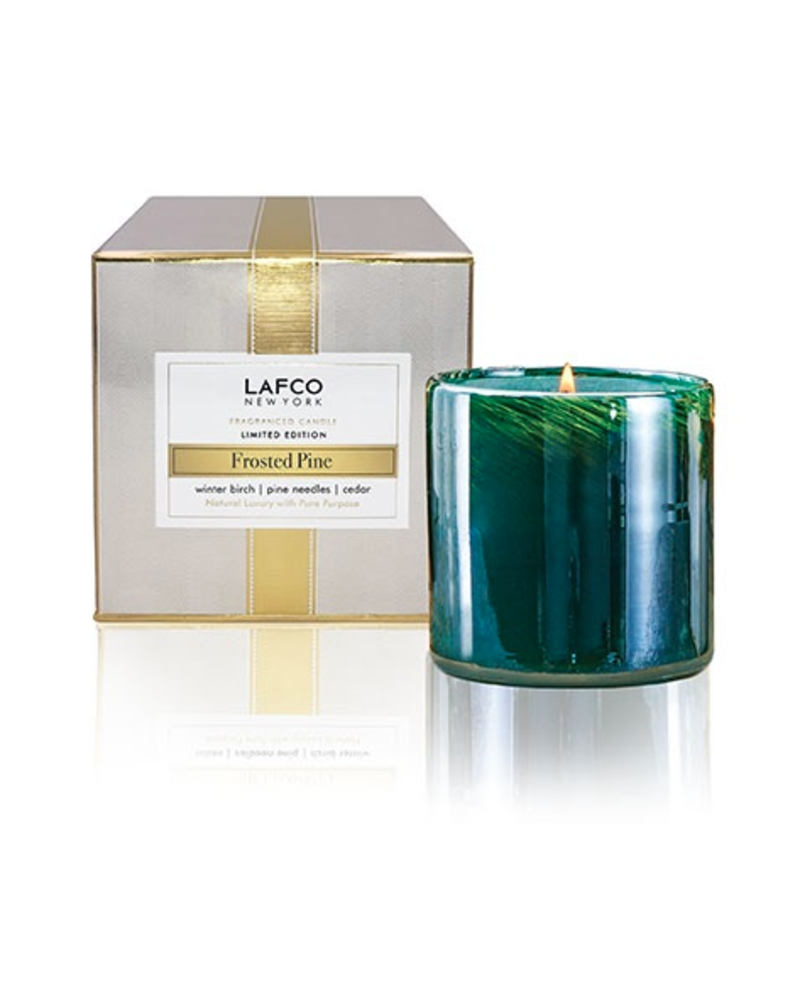LAFCO Frosted Pine Candle