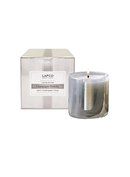 LAFCO Champagne Holiday Candle