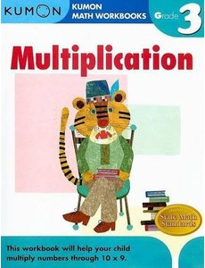 Kumon Publishing Kumon Grade 3 Multiplication