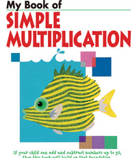 Kumon Publishing KUMON My Book Of Simple Multiplication 678