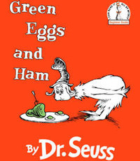 bk GREEN EGGS AND HAM
