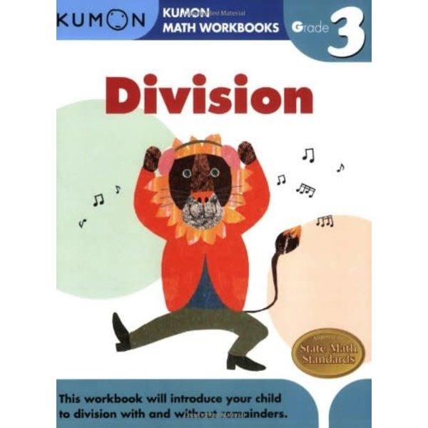 Kumon Publishing KUMON Grade 3 Division