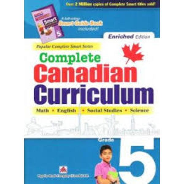 COMPLETE CANADIAN CURRICULUM GR. 5