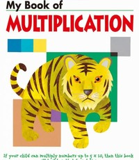 Kumon Publishing KUMON Multiplication My Book Of