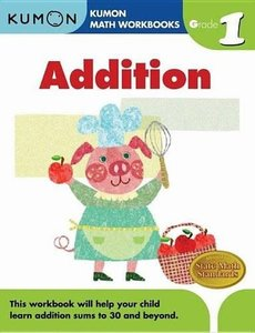 Kumon Publishing KUMON Grade 1 Addition