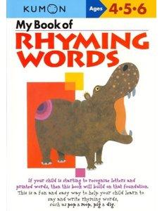 Kumon Publishing KUMON Rhyming Words  456