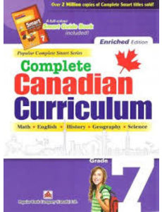 COMPLETE CANADIAN CURRICULUM GR 7