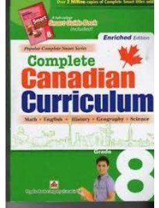 COMPLETE CANADIAN CURRICULUM GR. 8