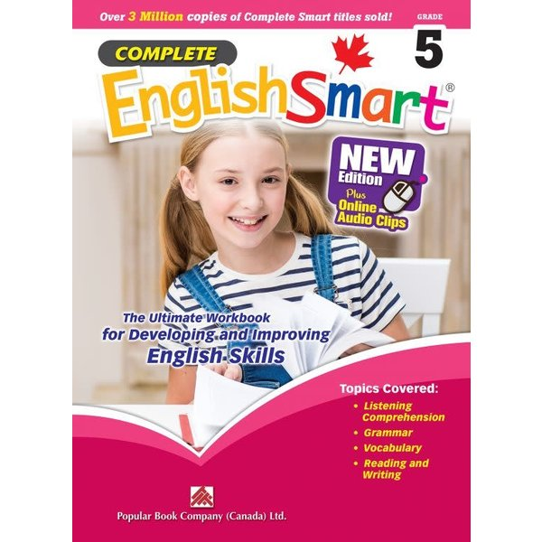 Popular Book Company Complete English Smart G.5