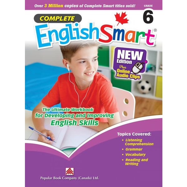 Popular Book Company Complete English Smart G.6