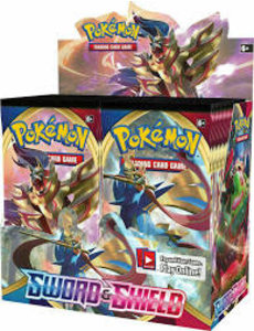 POKEMON BOOSTER PACK SWORD & SHIELD