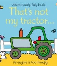 USBORNE USB THATS NO MY TRACTOR