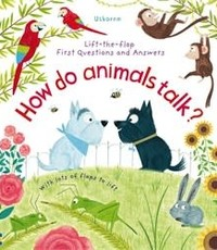 USBORNE USB HOW DO ANIMALS TALK?