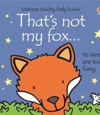 USBORNE USB THATS NOT MY FOX