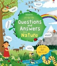 USBORNE USB QUESTIONS AND ANSWERS ABOUT NATURE