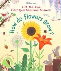 USBORNE USB HOW DO FLOWERS GROW