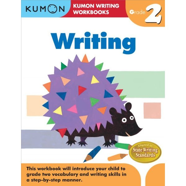 Kumon Publishing Kumon Grade 2 Writing