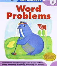 Kumon Publishing KUMON Grade 6 Word Problems