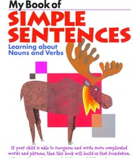 Kumon Publishing KUMON  My Book Of Simple Sentences Ages 567