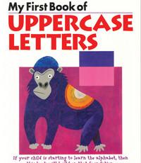 Kumon Publishing Kumon Uppercase Letters 345