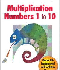 Kumon Publishing KUMON Multiplication Numbers 1 to 10