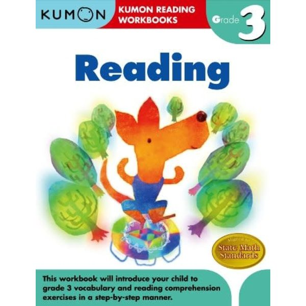 Kumon Publishing Kumon Grade 3 Reading