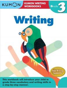 Kumon Publishing Kumon Grade 3 Writing
