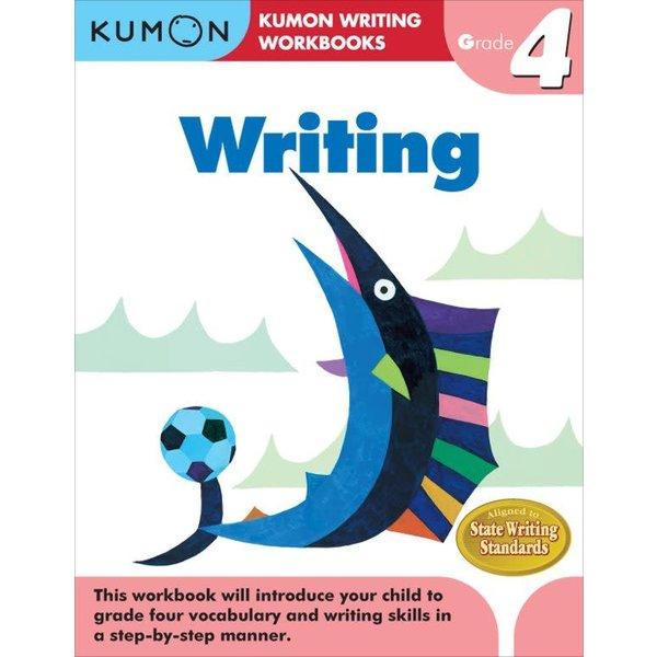 Kumon Publishing KUMON Grade 4 Writing