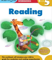 Kumon Publishing KUMON Grade 5 Reading