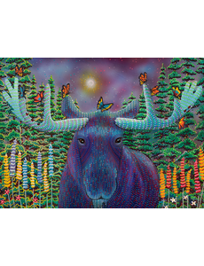STANDOUT PUZZLES 750 PC SOP I MOOSE BE DREAMING