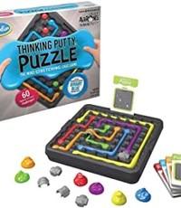 THINKFUN THINKING PUTTY PUZZLE GAME