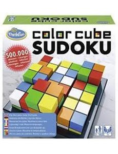 THINKFUN THINKFUN COLOR CUBE SUDOKU GAME