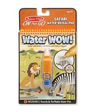 Melissa & Doug M&D WATER WOW SAFARI