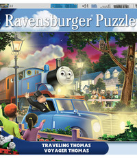 RAVENSBURGER 100PC rb TRAVELING THOMAS