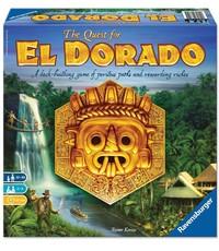RAVENSBURGER RB THE QUEST FOR EL DORADO GAME