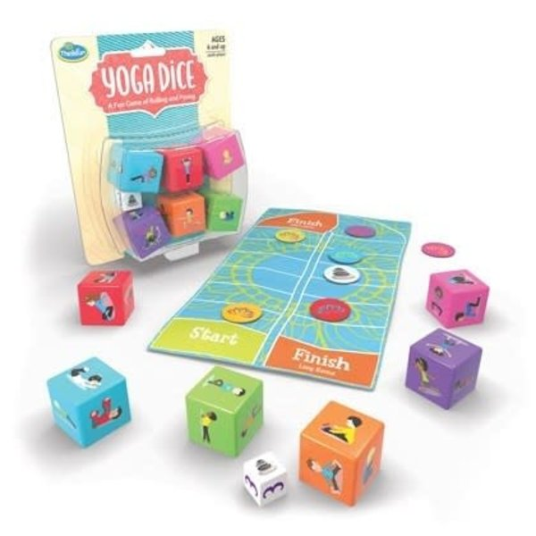THINKFUN YOGA DICE