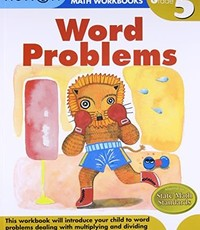 Kumon Publishing KUMON Grade 5 Word Problems