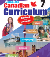 Popular Book Company Canadian Curriculum GR. 7 Revised and Updated!