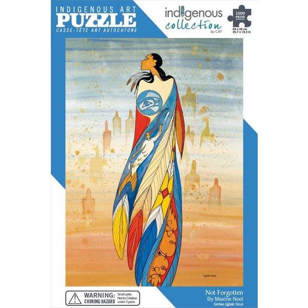 CANADIAN ART P 1000 Pc Not Forgotten Puzzle